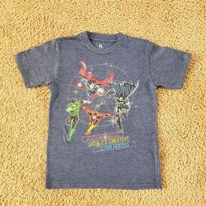 Superhero T-Shirt. Size 5T